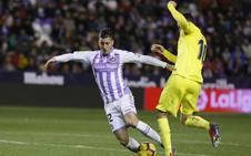 El Real Valladolid recupera el tono
