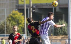 El Real Valladolid Juvenil cae en Vallecas y ve alejarse la tercera plaza