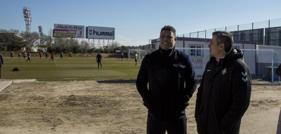 La idea que domina la ciudad deportiva del Real Valladolid