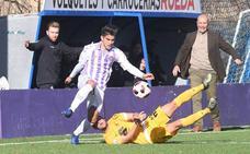 El Real Valladolid B se estrena a domicilio
