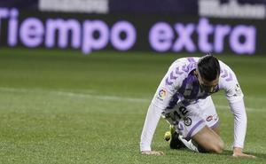 El Real Valladolid es el segundo equipo de Europa que más rendimiento saca a sus goles