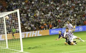 El Real Valladolid, obligado a marcar en el Camp Nou para puntuar ante el Barcelona