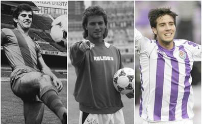Del Real Valladolid al Barcelona, y viceversa