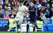 El Real Madrid visitará Valladolid el domingo 10 de marzo