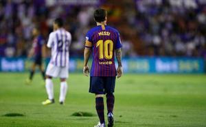 La sombra de Messi es alargada