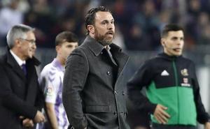 Sergio considera que el penalti con el que el Barça derrotó al Real Valladolid fue «justito»