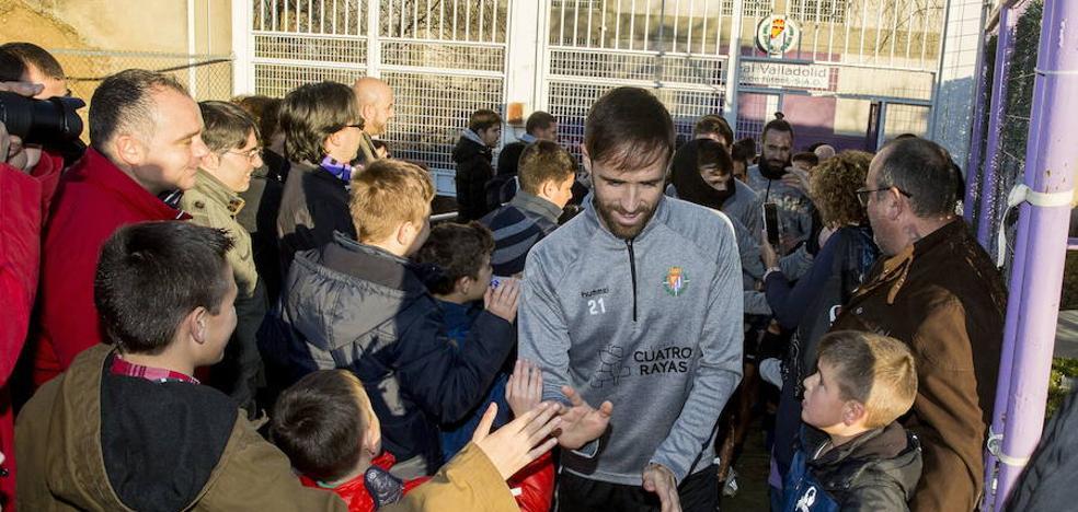 La renovación de Míchel con el Real Valladolid no avanza, pero se da por hecha