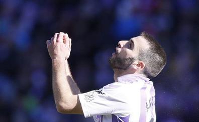 Obsesión por el gol en el Real Valladolid