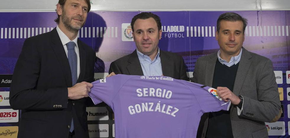 Sergio González: «El trabajo del director deportivo está ahí, es evidente»
