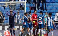 El Valladolid se hunde por la incapacidad defensiva