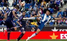 Los vídeos del desastre del Real Valladolid ante el Espanyol