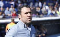 Sergio González: «No podemos salir así en las dos partes con lo que nos estamos jugando»