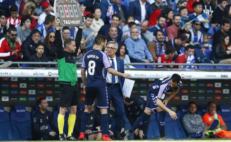 Espanyol 3-1 Real Valladolid