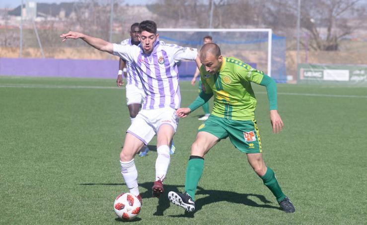 Real Valladolid 1-1 Unionistas