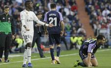 Jesús Gil Manzano pitará al Real Valladolid frente al Real Madrid