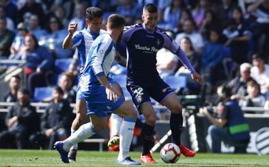 Oportunidad del Real Valladolid para escapar de la niebla