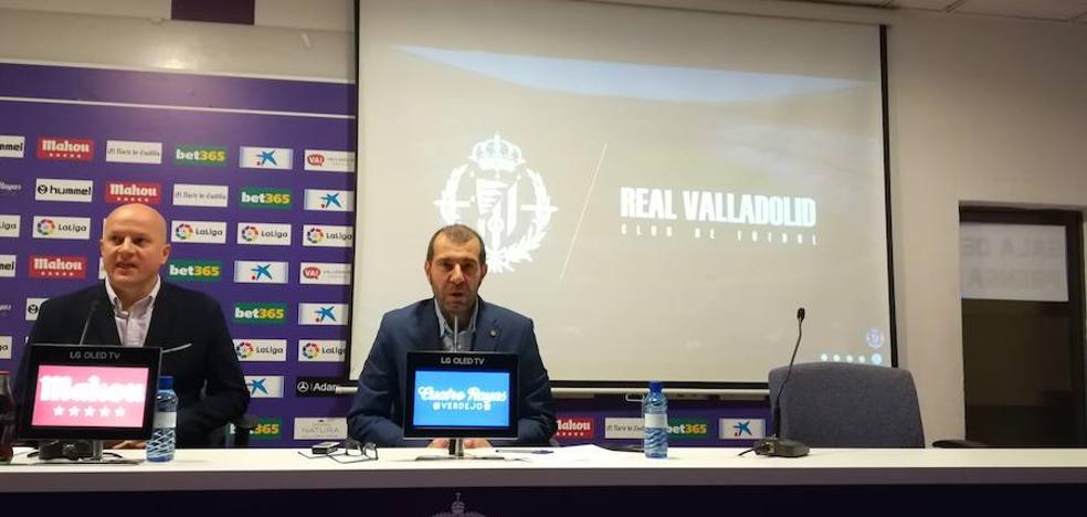 El Real Valladolid instalará una gran zona de ocio tres horas antes de los partidos en Zorrilla