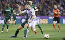 El Real Valladolid recibirá en domingo a la Real y al Sevilla