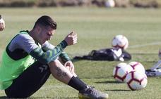Sergi Guardiola: «Decide el míster pero si hay que lanzar el próximo penalti no tengo ningún problema»