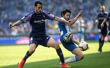 Kiko Olivas entra en la convocatoria del Real Valladolid para enfrentarse al Madrid