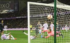 La crónica del Real Valladolid-Real Madrid en vídeo