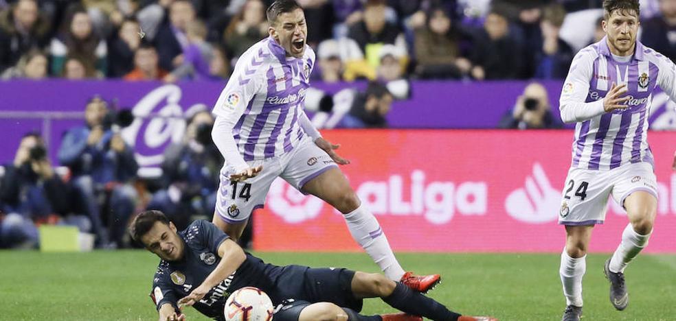 Alcaraz reconoce que no ha dormido tras la derrota del Real Valladolid ante el Madrid