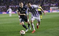 El Real Valladolid está en Primera