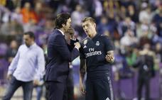 Solari tras vencer al Real Valladolid: «Nos costaron los primeros veinte minutos por la semana que hemos vivido»