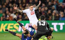«Intentaremos estar cerca de la portería del Real Valladolid para que pasen cosas a nuestro favor»