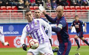 El rabo, el toro y la fe del Real Valladolid