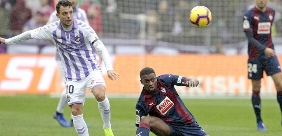 El Real Valladolid visita Ipurua en busca de la chispa perdida