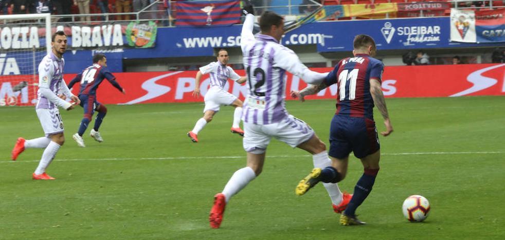 Todos los vídeos de la victoria del Real Valladolid en Eibar
