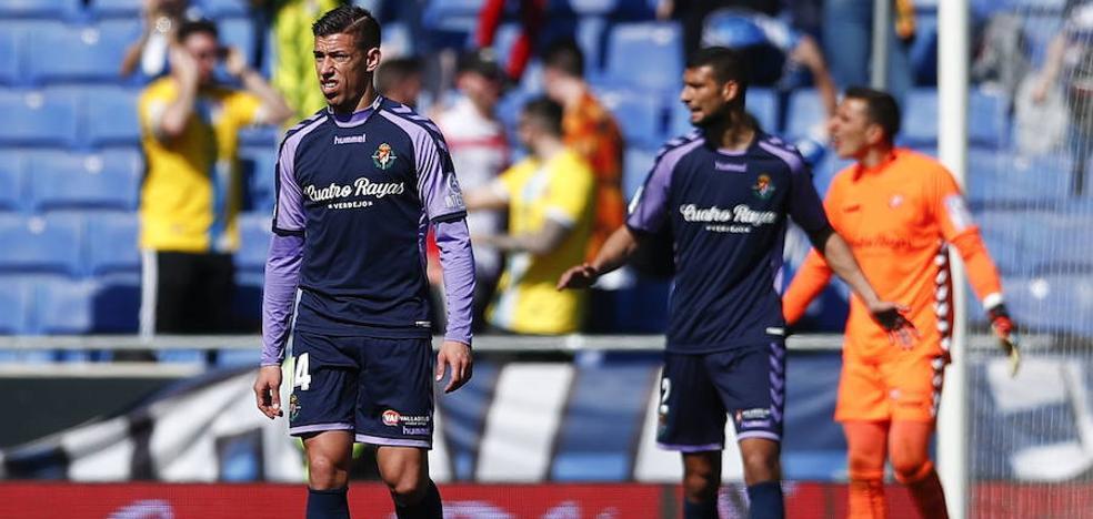 Masip y Alcaraz, del Real Valladolid, jugarán el lunes con la selección catalana