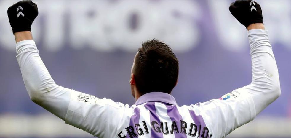 De Julián Vaquero a Sergi Guardiola, 71 años y 1.500 puntos de historia del Real Valladolid