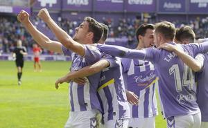 El espíritu de Jaime Mata, presente en el Real Valladolid