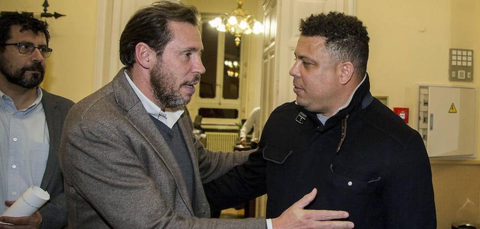 El alcalde de Valladolid asegura que las obras para eliminar el foso de Zorrilla van «muy mal»