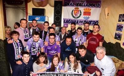 Tres de cada diez socios del Real Valladolid llegan al estadio desde la provincia