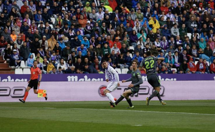 Real Valladolid 1-1 Real Sociedad