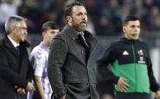 El Real Valladolid no puede empezar con uno menos