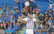 El Real Valladolid busca ante el Getafe recuperar su identidad