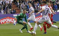 Los pequeños detalles que impidieron ganar al Real Valladolid