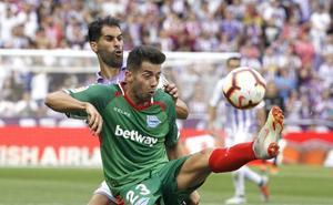 Estrada Fernández arbitrará el partido entre Real Valladolid y Alavés del viernes
