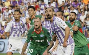 El Alavés, próximo rival del Real Valladolid, regresa a la tierra