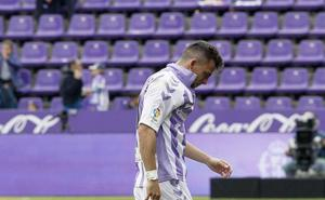 Las lágrimas de San Plano por el Real Valladolid