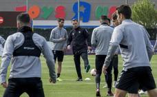 El Real Valladolid viaja a Vitoria sin ocho jugadores del primer equipo
