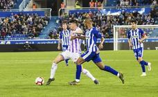 Alavés 2 - 2 Real Valladolid (2/2)