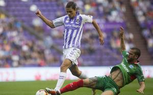 El Real Valladolid visita con lo puesto al Alavés