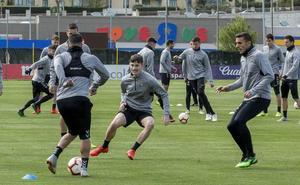 Al Real Valladolid la suerte le debe pillar trabajando