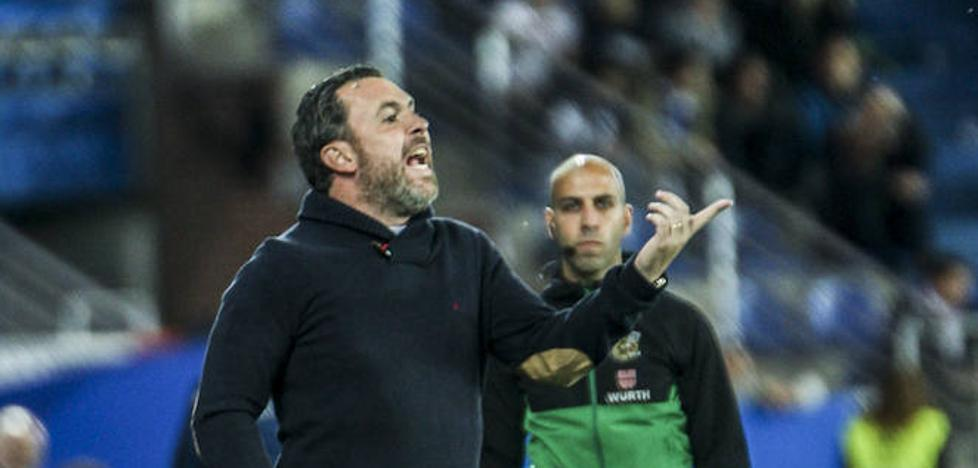 Sergio González: «Si minizamos esos errores de Alevín B, nos vamos a salvar»
