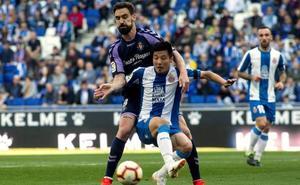 Borja entra en la convocatoria del Real Valladolid para el choque ante el Girona